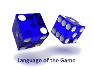 language of the game